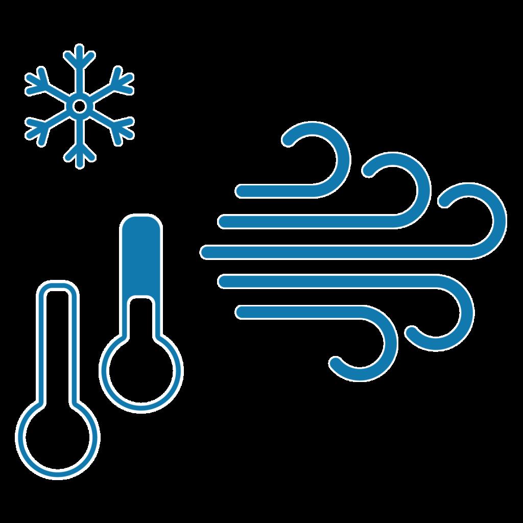 icone ferramentas avac, ar condicionado