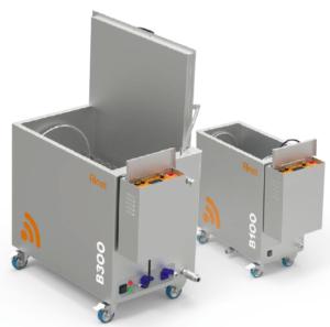 Robots de limpeza tecai, tegras concept da teinnova, limpeza filtros