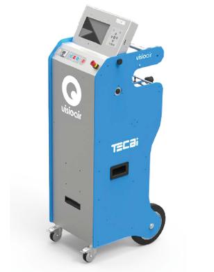 Robots de limpeza tecai, tegras concept da teinnova, limpeza extraçõs, limpeza filtros, gestão qai