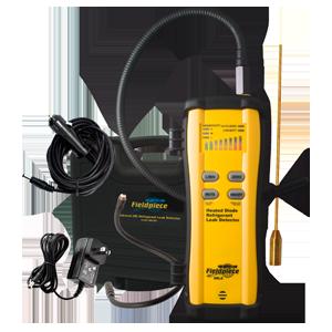 equipamento Certificação fieldpiece